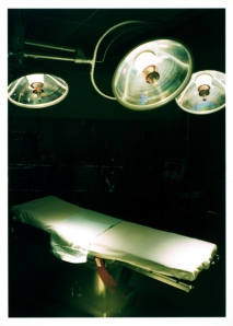 OR Room Lights by Luke Partridge