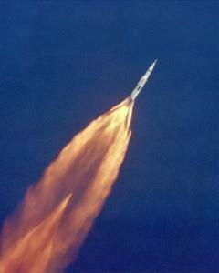 5. Apollo 11 launch – into orbit