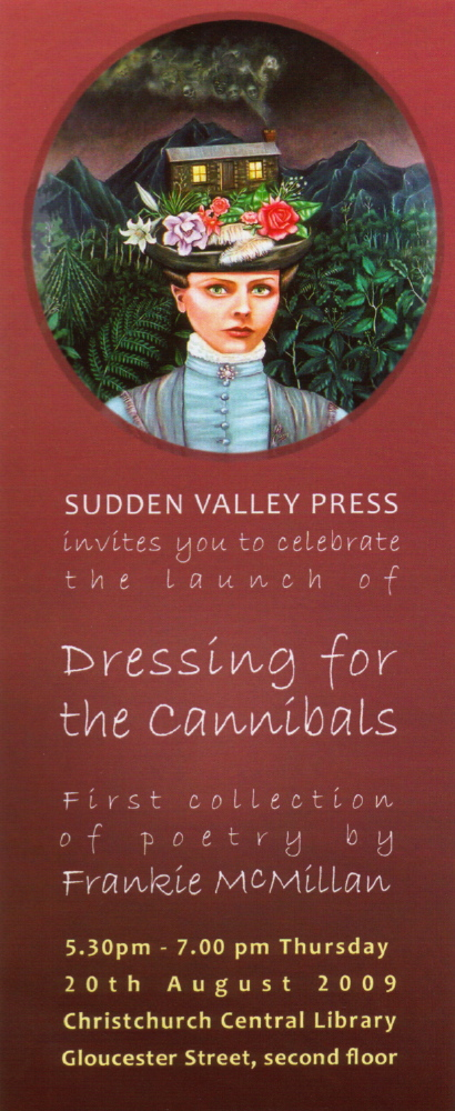 dressing for cannibals invite