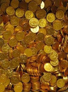 Shondra Hull's 'Coins 5'