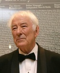 Seamus Heaney has died aged 74.