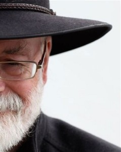 Terry Pratchett right half